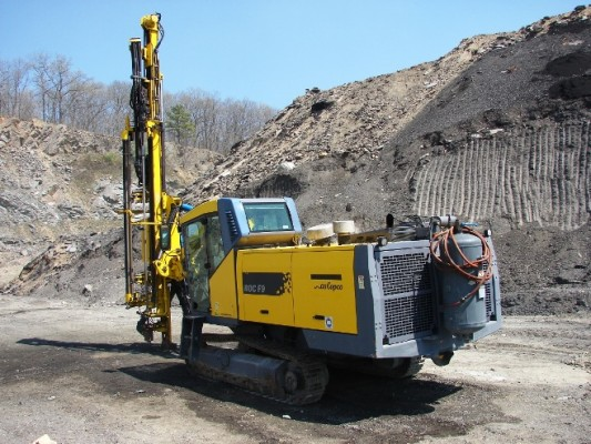Pile driving, Trenching, Drilling