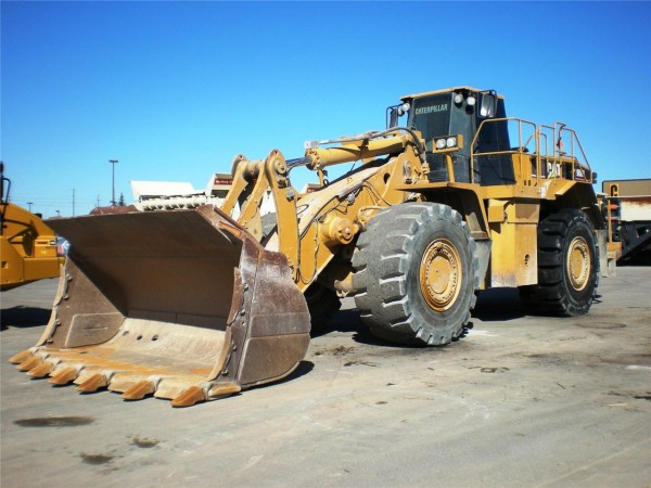 Wheel loaders - MachineryZone India 951369f108