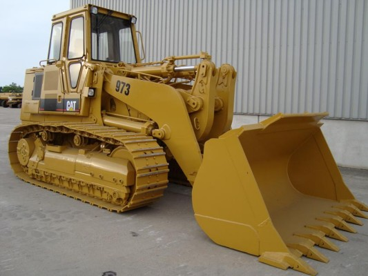 Crawler loader - MachineryZone India c621caf5e7