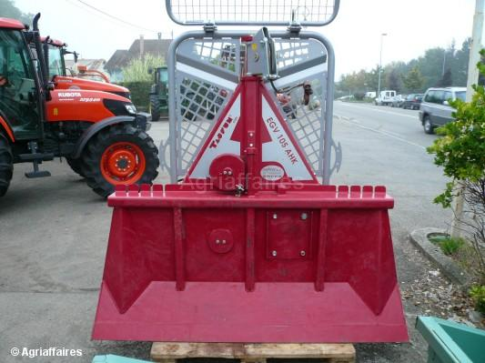 Forestry winch